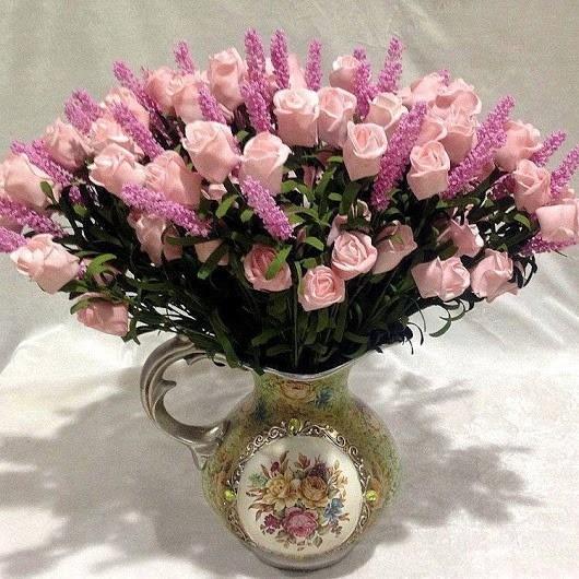 Gifs Les Bouquets De Fleurs Amour